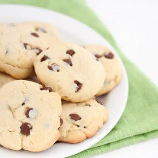 Bisquick Chocolate Chip Cookies.