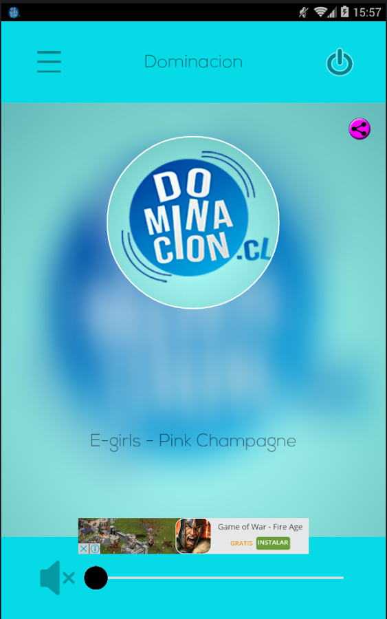 Radio Dominacion- screenshot