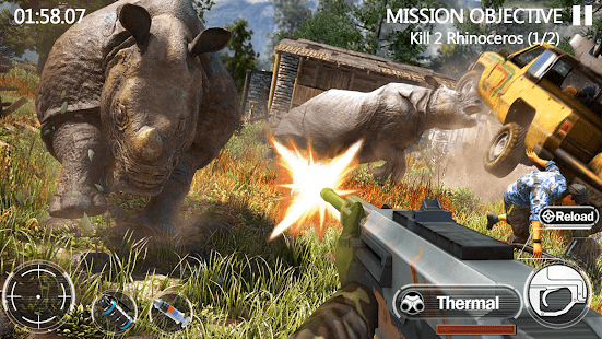animal shooting adventure for download
