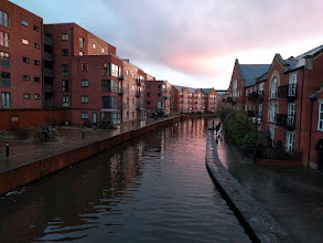 Photo: Canal in Manchester