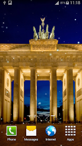 Berlin Live Wallpapers screenshot 0