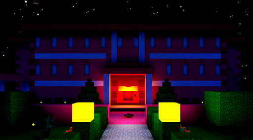 Horror In The Pink House. Escape Adventure apktram screenshots 1