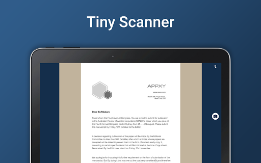Tiny Scanner - PDF Scanner App screenshot 6
