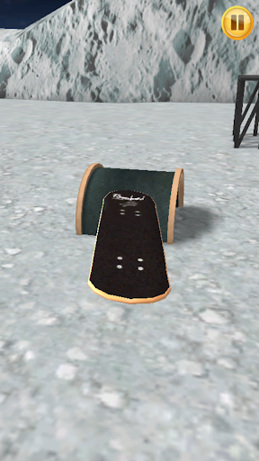 Moon Fingerboard