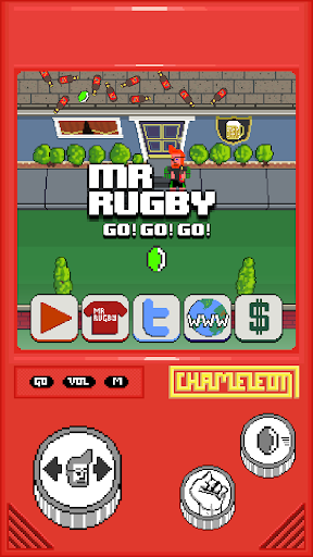 Mr Rugby Go Go Go