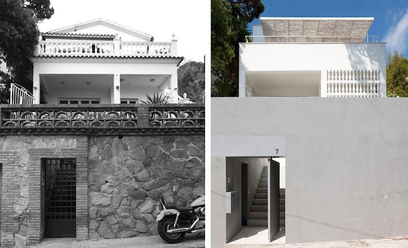 Reforma de una casa en Vallvidrera - 05 AM arquitectura