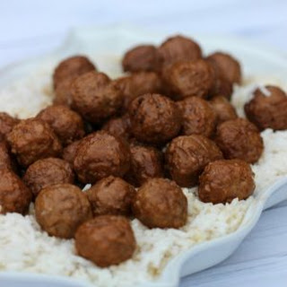 Crock Pot Meatballs And Rice Recipes