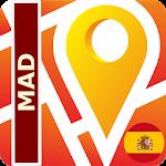 rundbligg MADRID Icon