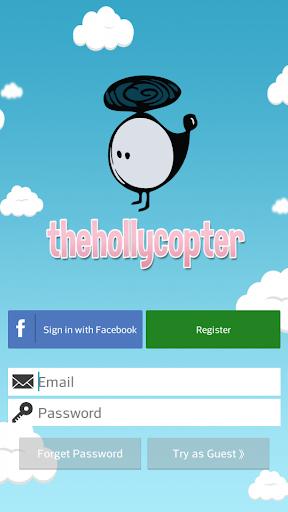 玩免費娛樂APP|下載TheHollycopter app不用錢|硬是要APP