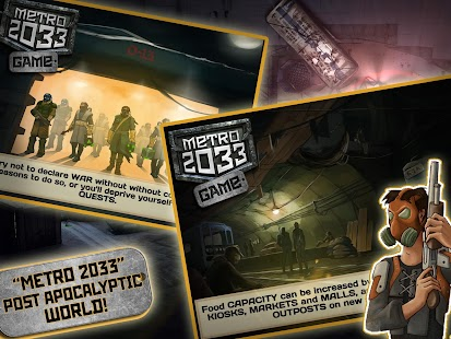 Metro 2033: Wars- screenshot thumbnail