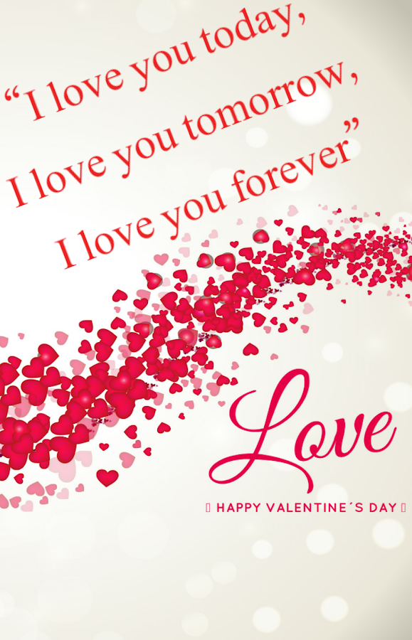 Happy Valentine Day Card Maker&Quotes-Photo Frames - Android Apps ...