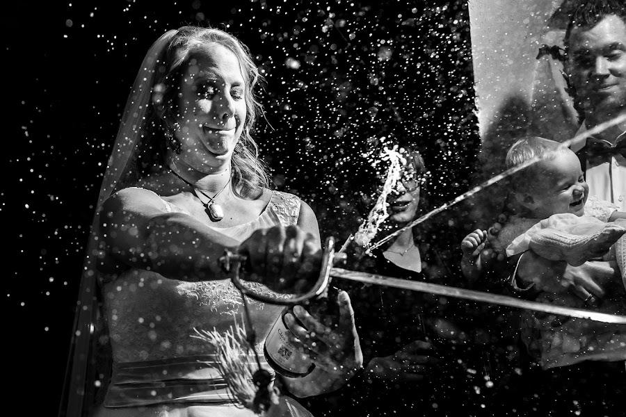 Wedding photographer Sander Van mierlo (flexmi). Photo of 16.01.2018