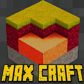 Max Craft Adventure : Crafting and Building