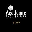 طريق الانجليزية نوم icon