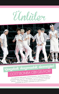 Hey Girl Dergisi- screenshot thumbnail