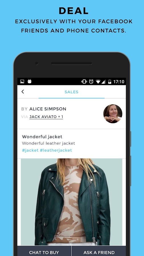 Mellon:Buy and Sell & Rent - Friend's Marketplace- screenshot