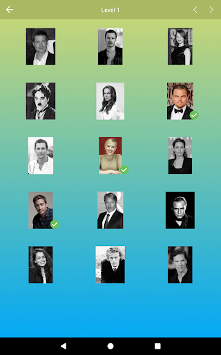 Guess Famous People u2014 Quiz and Game  screenshots 19
