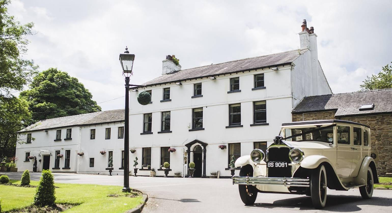 Sparth House Hotel