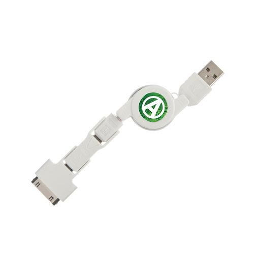 Printed USB Gadget Connector