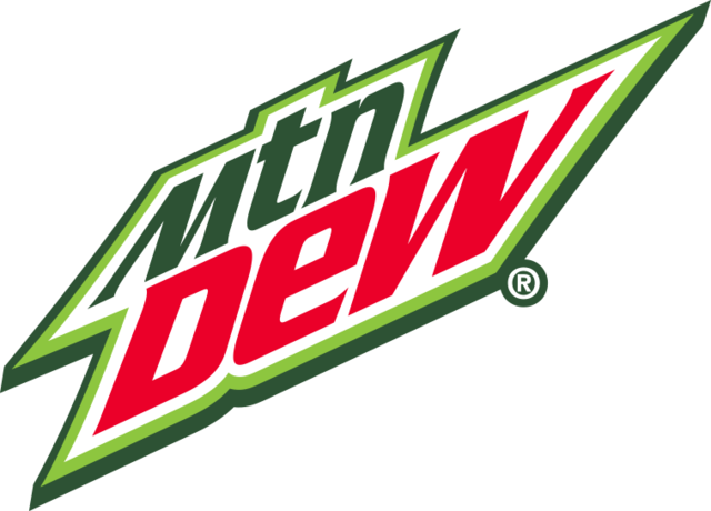 Logo for Mountain Dew