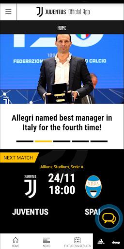 Juventus 3.3.3 screenshots 2