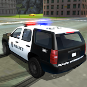 Police Car Drift Simulator