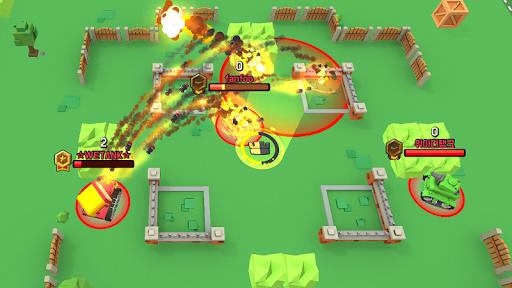 wetank.io: crash of super tanks screenshot 1