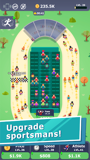 Sports City Idle - screenshot