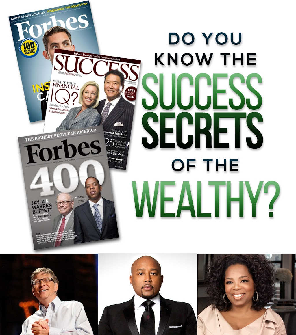 Do You Know the Success Secrets of the Wealthy?