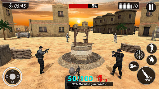 New Gun Games Fire Free Game: Shooting Games 2020 1.0.9 screenshots 10