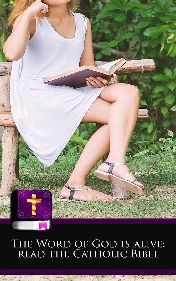 Bible Catholic Free  screenshot Google Play