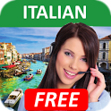 EasyTalk Learn Italian Free icon