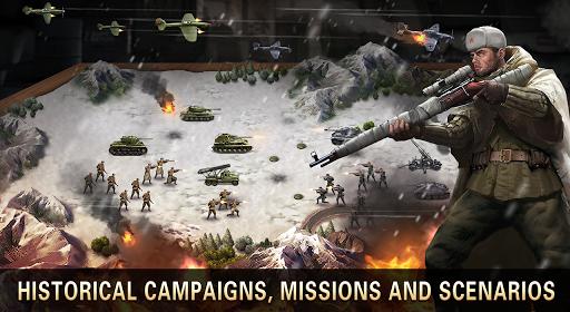 World War 2: WW2 Strategy Games 2.7.2 screenshots 8