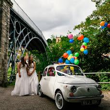 Wedding photographer Darren Gair (darrengair). Photo of 07.12.2017