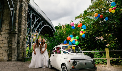 Wedding photographer Birmingham (darrengair). Photo of 07.12.2017