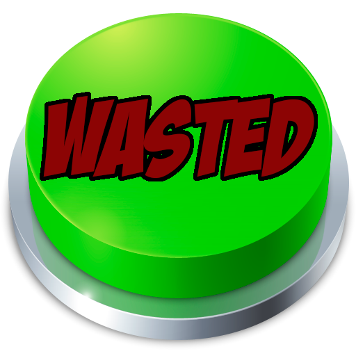Wasted Sound Button