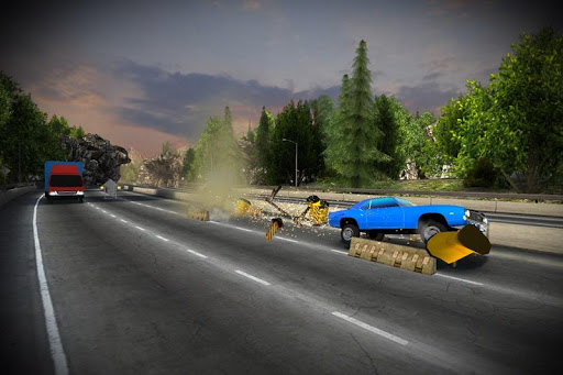 Extreme Car Driving Simulator School 2019 - screenshot