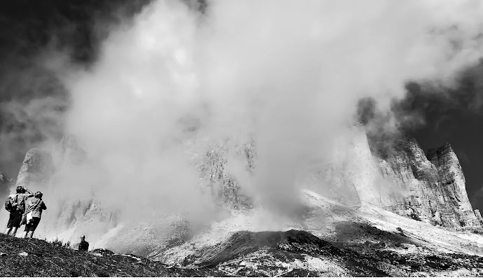 fog in the mountains di chianamaste