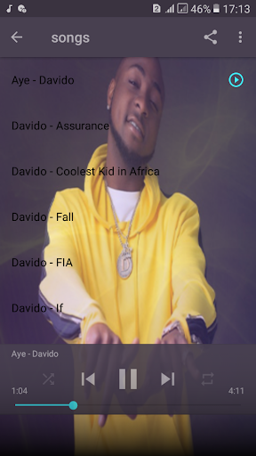 davido - best songs 2019 - bWithout internet App Report on
