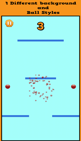 android Crazy Unity Ball Screenshot 5