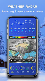 Download Weather Pro - The Most Accurate Weather App For PC Windows and Mac apk screenshot 3