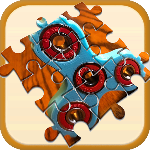 Fidget Spinner Puzzle Kids (game)