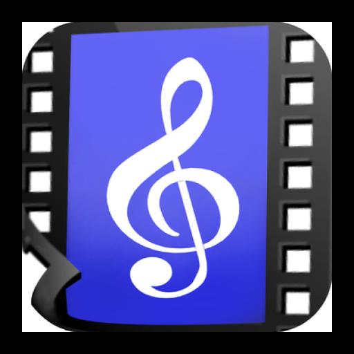 オーディオへのビデオ 媒體與影片 App LOGO-APP開箱王