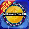 Millionaire Quiz 2016 Free HD icon