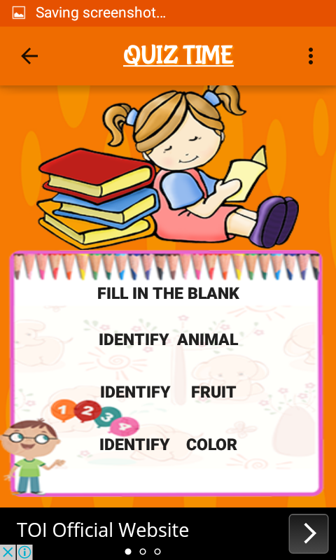 EazyLearning For kids- screenshot