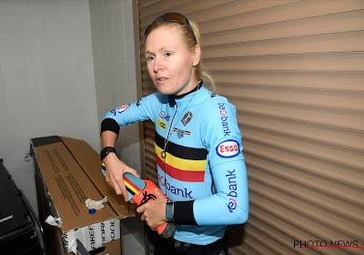 """Mountainbikester en Olympiër Githa Michiels start met eigen team: """"België kan nog een mooie ploeg gebruiken"""""""