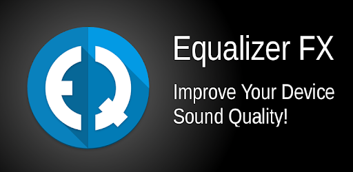 Equalizer FX. Pro app for Android screenshot