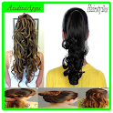 Simple hairstyles for girls icon