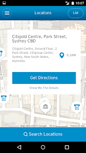 Citibank Australia- screenshot thumbnail