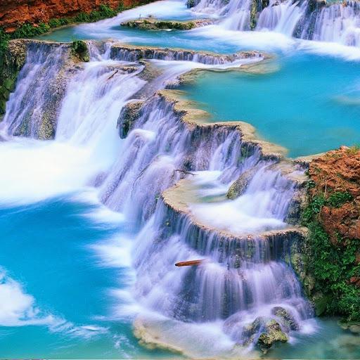 Great Waterfall Live Wallpaper